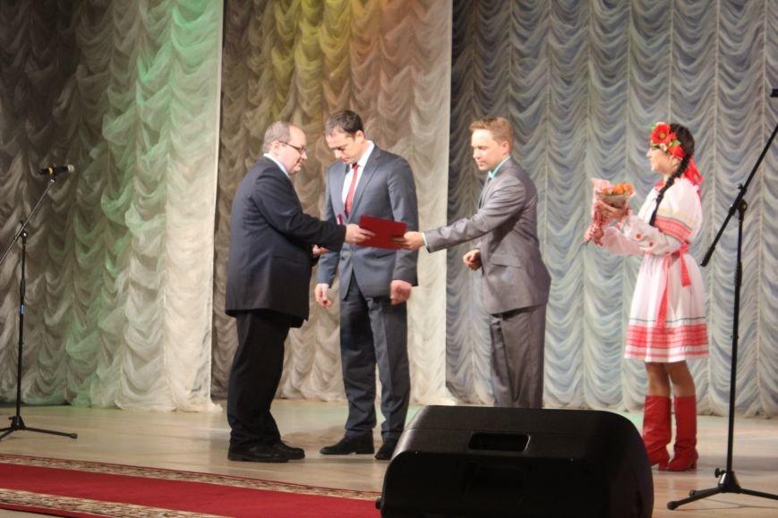В Днепродзержинске отметили День местного самоуправления, фото-10
