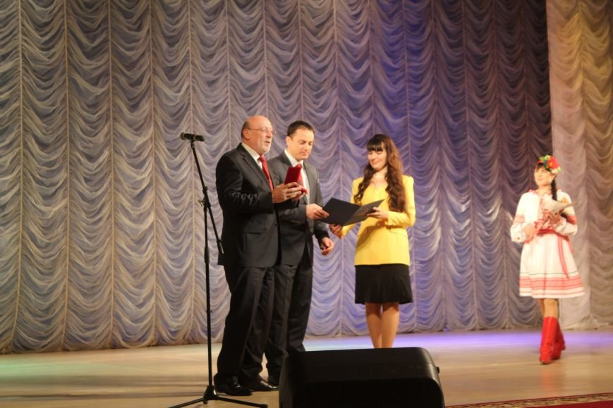 В Днепродзержинске отметили День местного самоуправления, фото-8