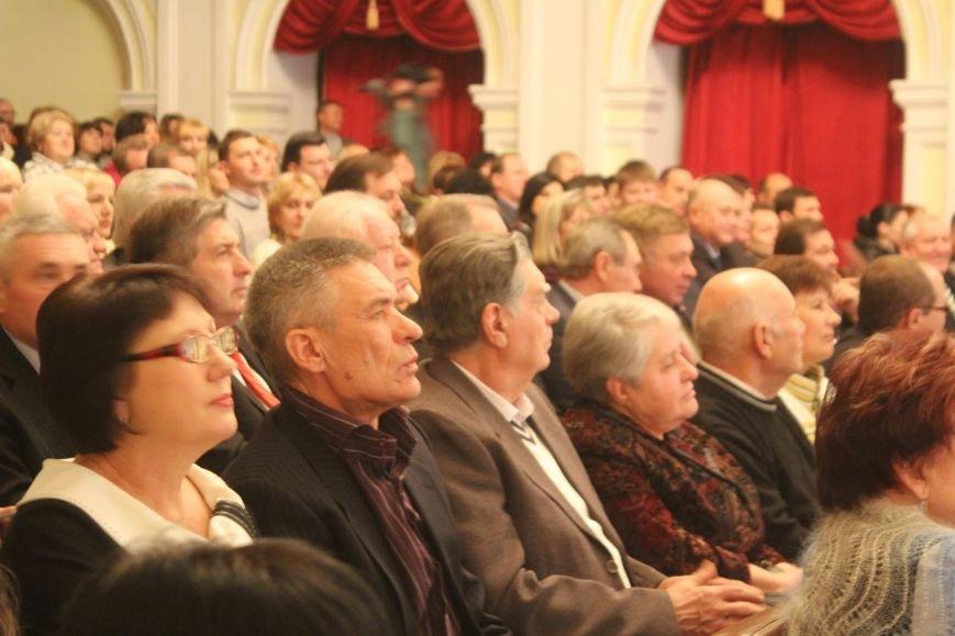В Днепродзержинске отметили День местного самоуправления, фото-13