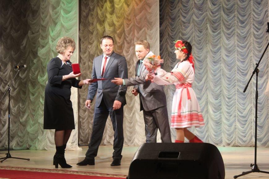 В Днепродзержинске отметили День местного самоуправления, фото-12