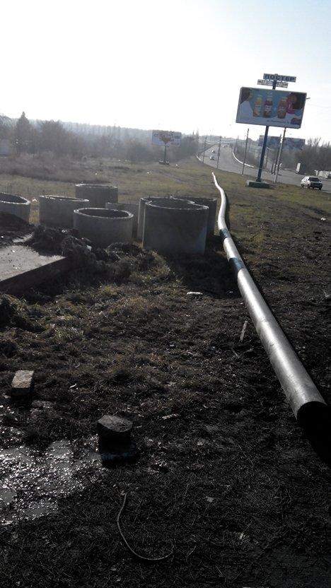 Краматорский водоканал меняет канализацию (фото) - фото 2