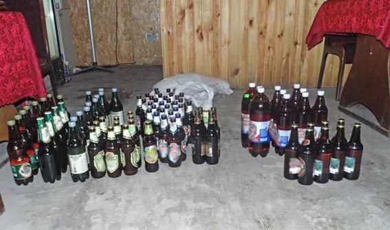 В Новограде-Волынском полиция проверяет соблюдение антиалкогольного законодательства (фото) - фото 1