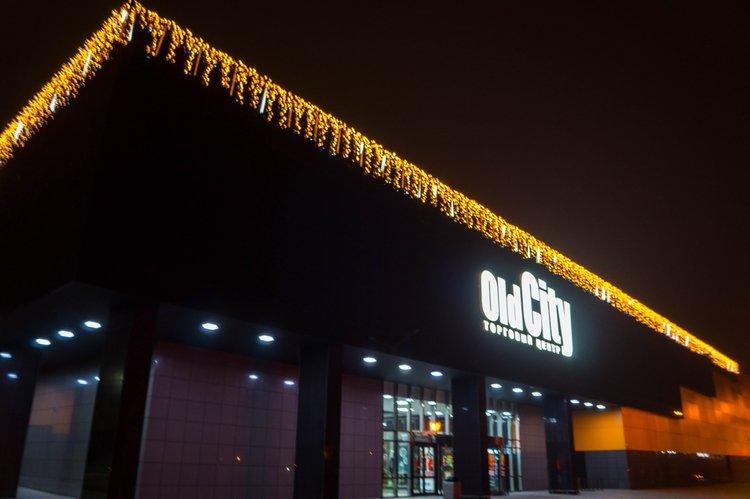 Фотофакт: в ТЦ «OldCity» начали готовиться к Новому году (фото) - фото 16