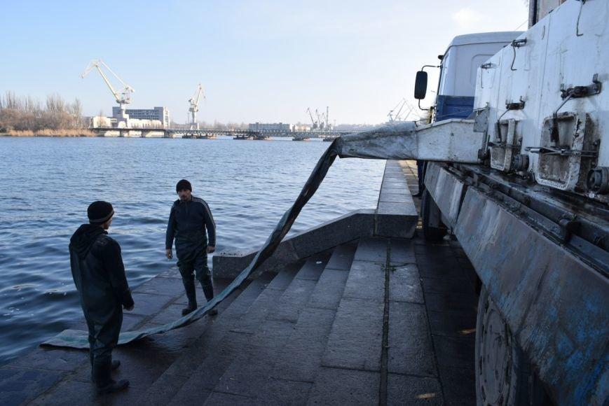 Десятки тысяч мальков запустили в реки Николаева (ФОТО) (фото) - фото 1