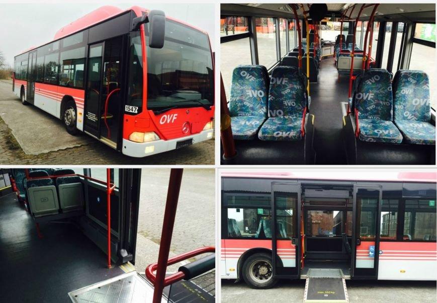 Сумы собираются закупить устаревшие некомфортные автобусы (ФОТО) (фото) - фото 1