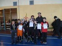 Соревнования по мини-футболу в Добропольском районе (фото) - фото 1