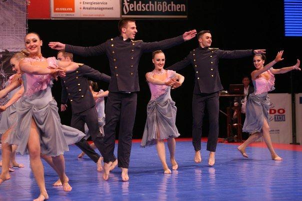 Двое армавирцев в составе российской сборной стали чемпионами мира по танцевальному шоу (фото) - фото 1