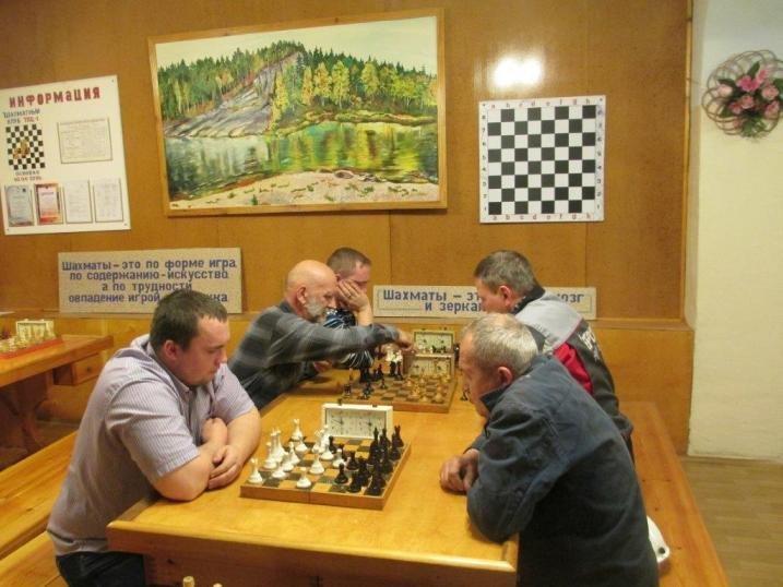 В трубопрокатном цехе №1 отметили юбилей цехового шахматного движения (фото) - фото 1
