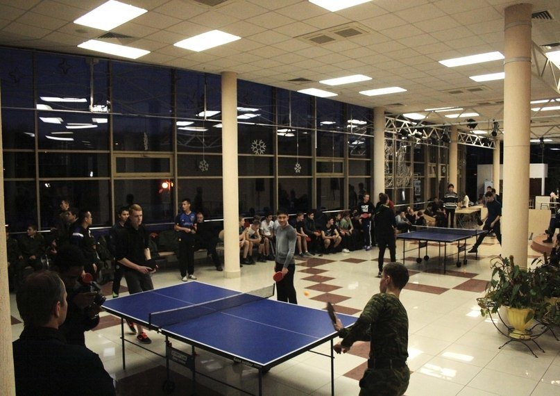 Более 60 человек сразились в настольный теннис в Царском Селе (фото) - фото 1
