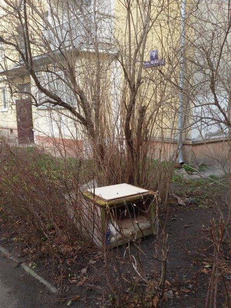 """Франківчанка, викликала """"ЄРЦ"""", щоб забрати собачу будку з двору (ФОТО), фото-4"""