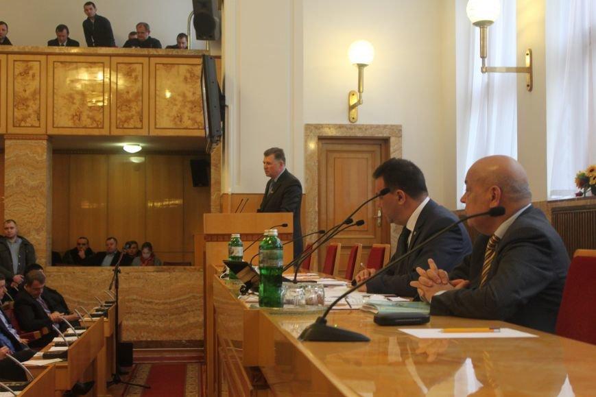 Закарпатська обласна рада: угорці вирішують все! (ФОТО), фото-1