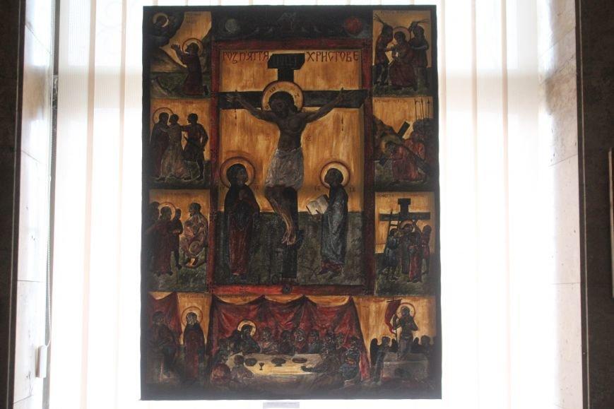 В музее истории Днепродзержинска проходит выставка «Ангелы рисуют», фото-3
