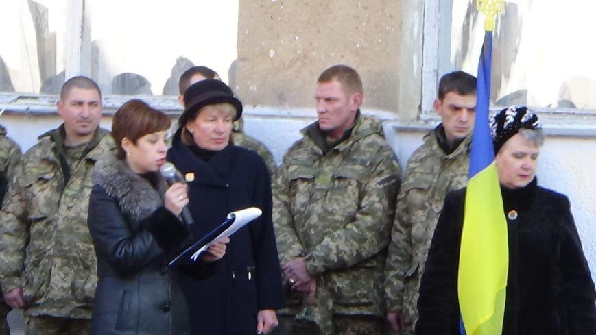 Открытие мемориальной доски памяти Василия Пыхтеева (+фото) (фото) - фото 1