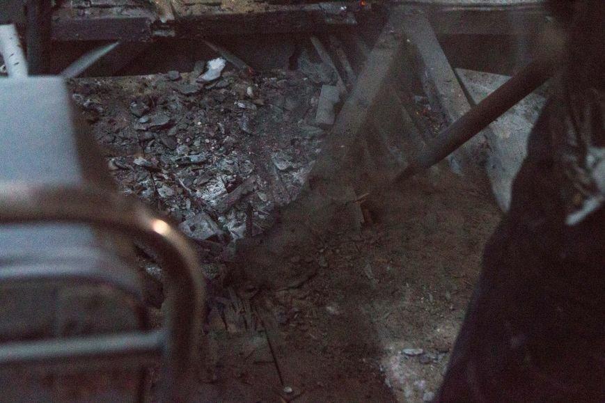 c17c475f02bce1abf5cedda8eec9be86 В центре Одессы горит троллейбус