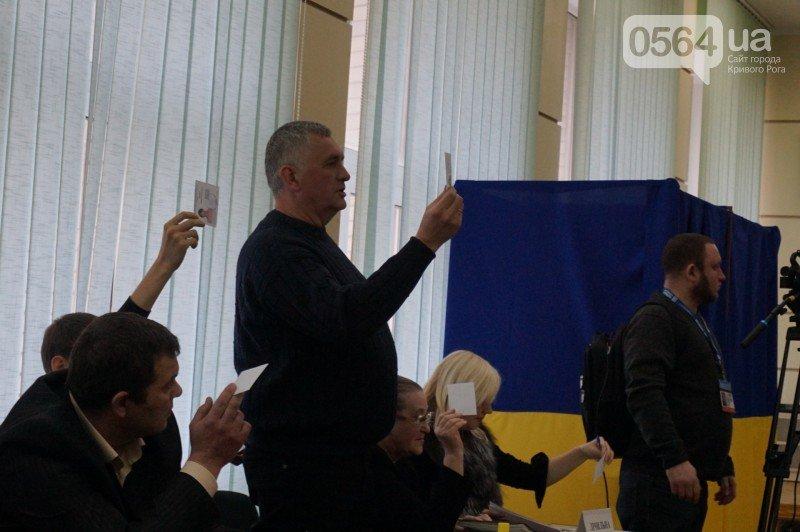 """Как в Кривом Роге """"демократические силы"""" делили кресло председателя Дзержинского райсовета (ФОТО), фото-15"""