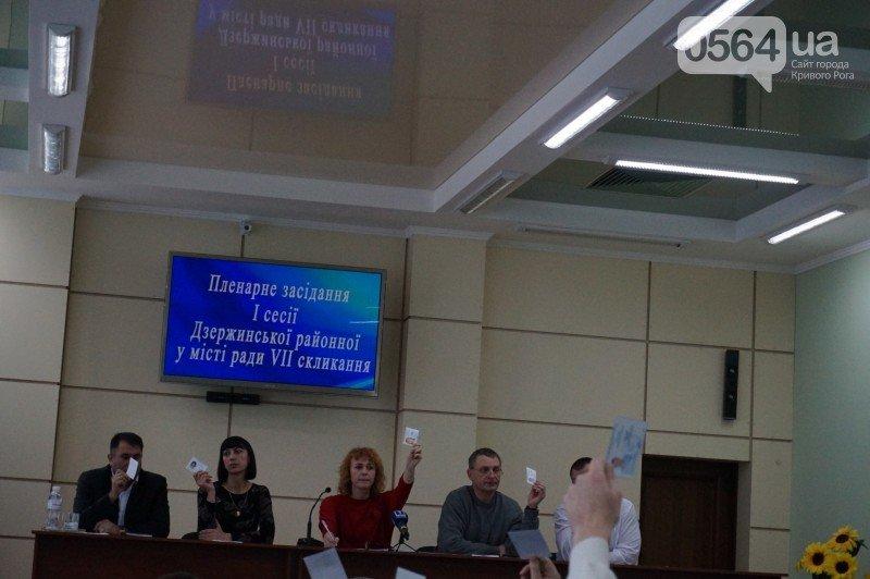 """Как в Кривом Роге """"демократические силы"""" делили кресло председателя Дзержинского райсовета (ФОТО), фото-4"""