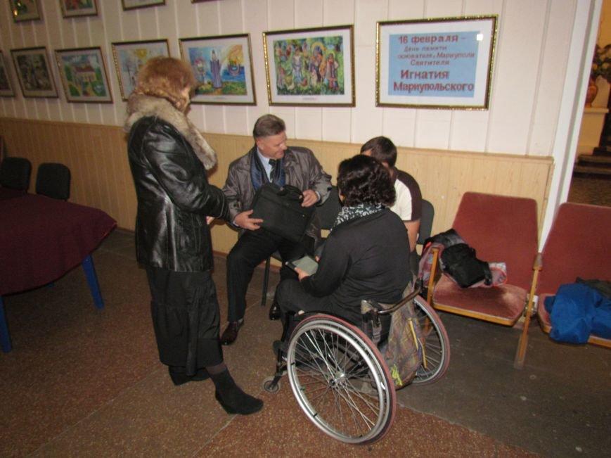 В Мариуполе не смогли создать европейский уровень условий для людей с инвалидностью (ФОТО), фото-1
