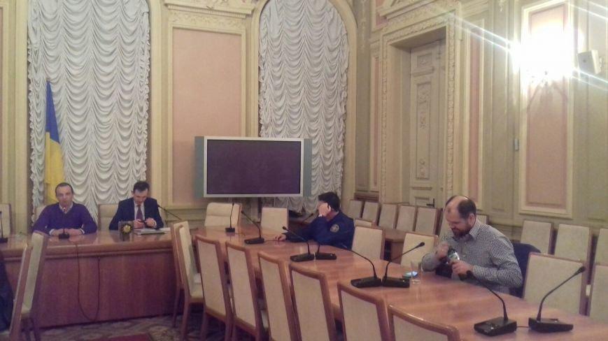 Начала работу специальная комиссия Верховной Рады, рассматривающая ситуацию с выборами городского головы Кривого Рога (ФОТО) (фото) - фото 1