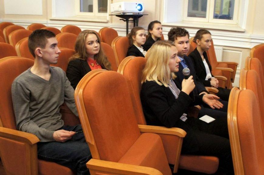 Школьники из Царского Села решили жить дружно (фото) - фото 1