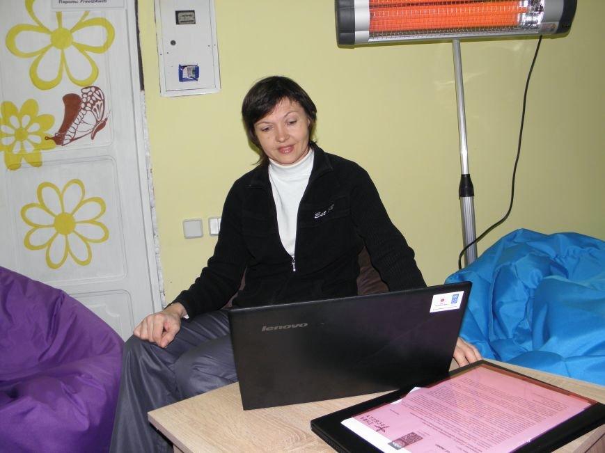 В Краматорске открылась площадка для удаленной работы (фото) - фото 2