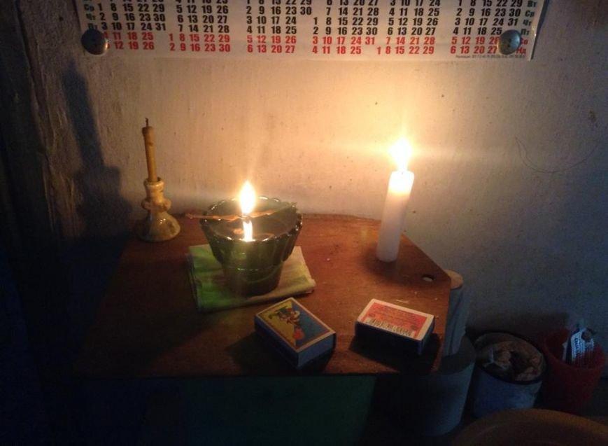 За месяц без света жители Гранитного приспособились жить с надеждой на чудо (ФОТО, ВИДЕО), фото-4