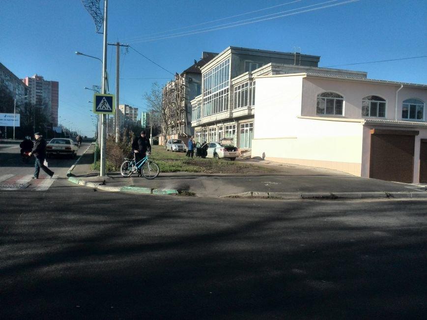 ДТП в Ильичёвске, нарушитель скрылся!, фото-4