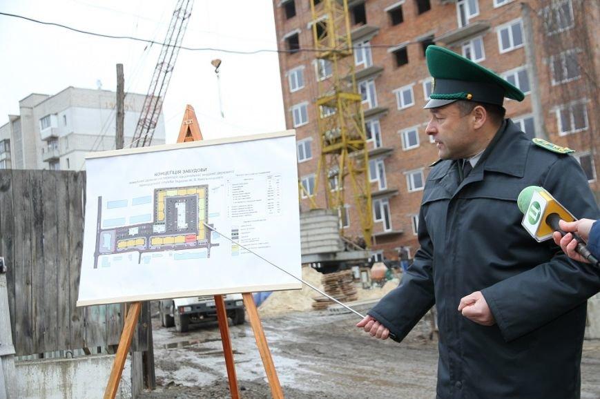 «У другому кварталі 2016 року зможемо здати житло в експлуатацію», - Олег Шинкарук про будинок для прикордонників Хмельниччини (Фото) (фото) - фото 2