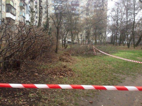 Двірники у Львові знайшли снаряд посеред вулиці (ФОТО) (фото) - фото 1