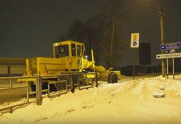 На Среднем Урале прогнозируют усиление снегопадов (фото) - фото 1