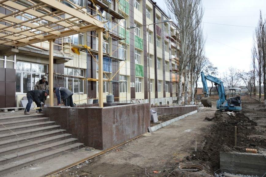 Ремонт обласної дитячої лікарні невдовзі буде завершено (ФОТО) (фото) - фото 1