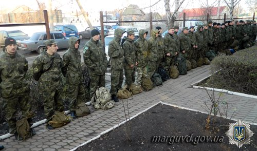 Для полицейских Першотравневого отделения полиции прозвучал сигнал «Тревога» (ФОТО), фото-3