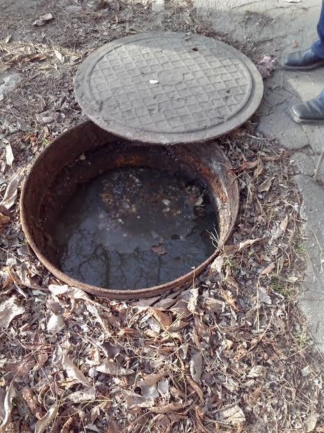 Мариупольцы задыхаются от вони канализации (ФОТО), фото-2