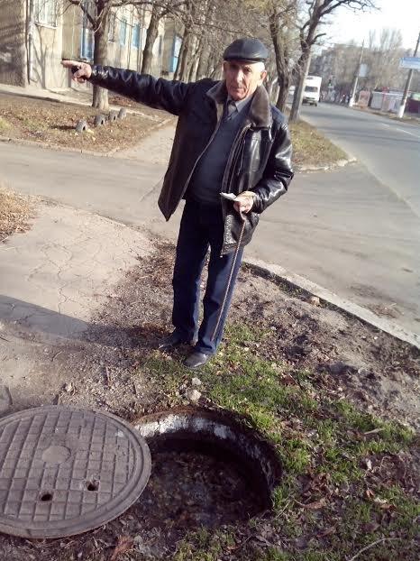 Мариупольцы задыхаются от вони канализации (ФОТО), фото-3