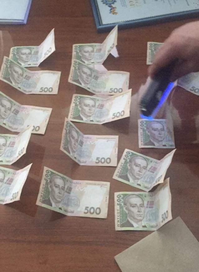 Директора филиала одесской юракадемии задержали на взятке (ФОТО) (фото) - фото 1