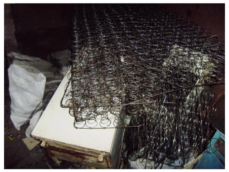 Криворожанин переоборудовал собственный гараж в пункт приема металла (ФОТО) (фото) - фото 1