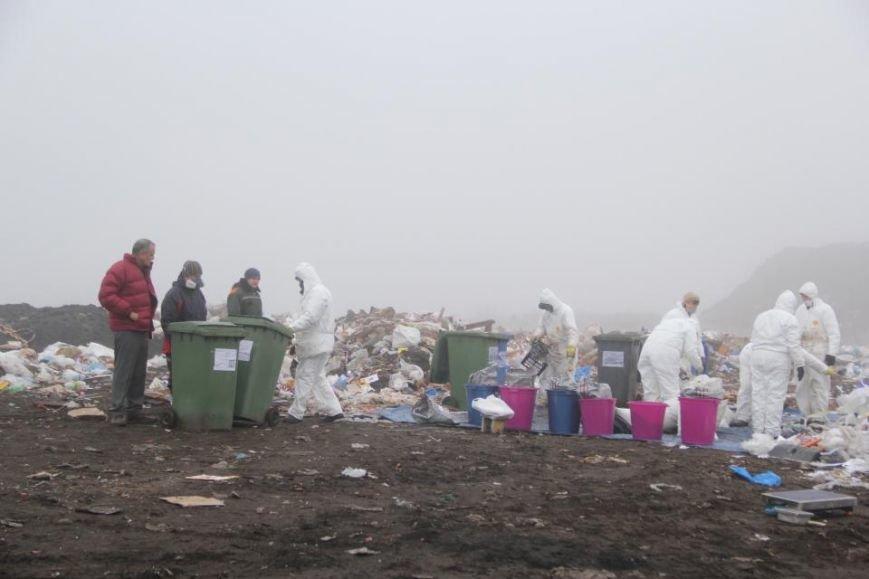 Очередной проект на Деевской горе: кременчугский мусор теперь будут сортировать (ФОТО), фото-3