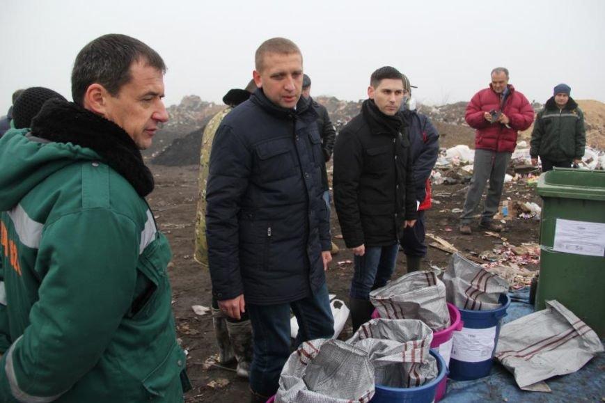 Очередной проект на Деевской горе: кременчугский мусор теперь будут сортировать (ФОТО), фото-6