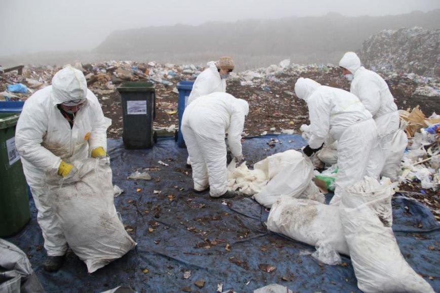 Очередной проект на Деевской горе: кременчугский мусор теперь будут сортировать (ФОТО), фото-4
