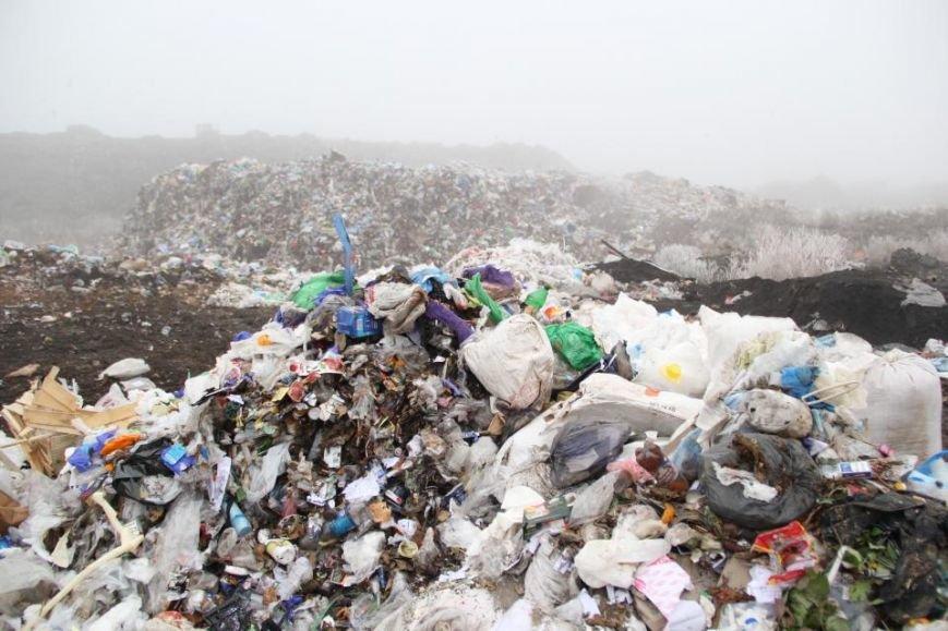 Очередной проект на Деевской горе: кременчугский мусор теперь будут сортировать (ФОТО), фото-7
