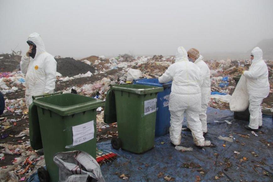 Очередной проект на Деевской горе: кременчугский мусор теперь будут сортировать (ФОТО), фото-1