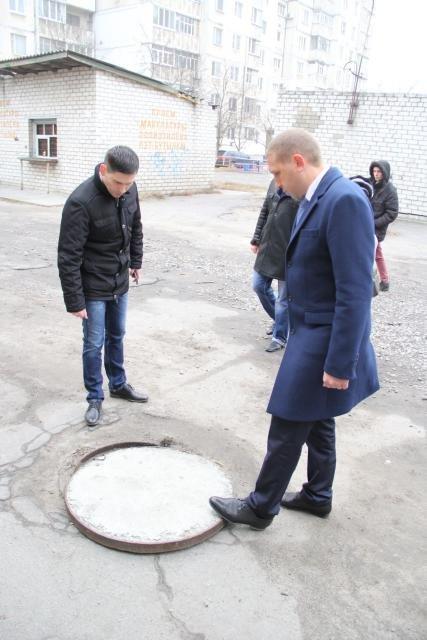 Мэр Кременчуга проинспектировал Первую занасыпь (ФОТО), фото-5