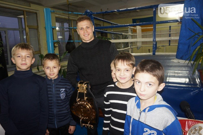 Чемпион мира по кикбоксину по версии К-1  криворожанин Сергей Адамчук уже готов к следующему титульному бою (ФОТО), фото-8