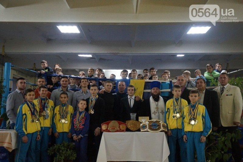 Чемпион мира по кикбоксину по версии К-1  криворожанин Сергей Адамчук уже готов к следующему титульному бою (ФОТО), фото-4