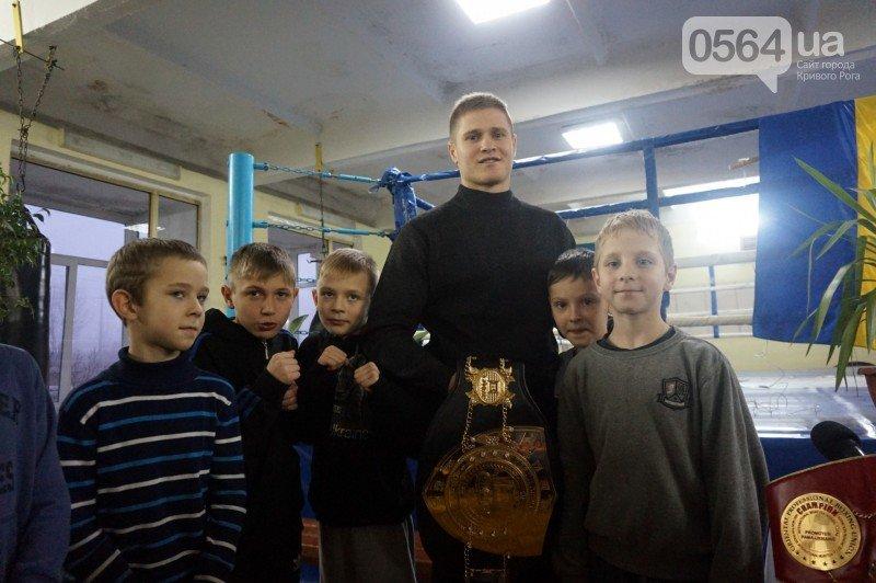 Чемпион мира по кикбоксину по версии К-1  криворожанин Сергей Адамчук уже готов к следующему титульному бою (ФОТО), фото-7