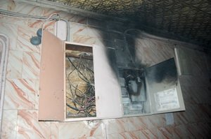 В Одессе учеников школы эвакуировали из-за риска пожара (ФОТО) (фото) - фото 2