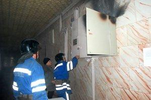 В Одессе учеников школы эвакуировали из-за риска пожара (ФОТО) (фото) - фото 1