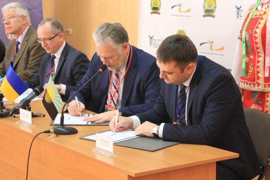В Артемовске-Бахмуте на Форуме обсудили перспективы восстановления Донбасса, фото-3