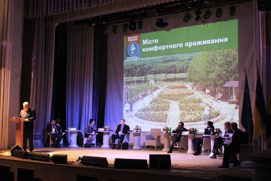 В Артемовске-Бахмуте на Форуме обсудили перспективы восстановления Донбасса, фото-1