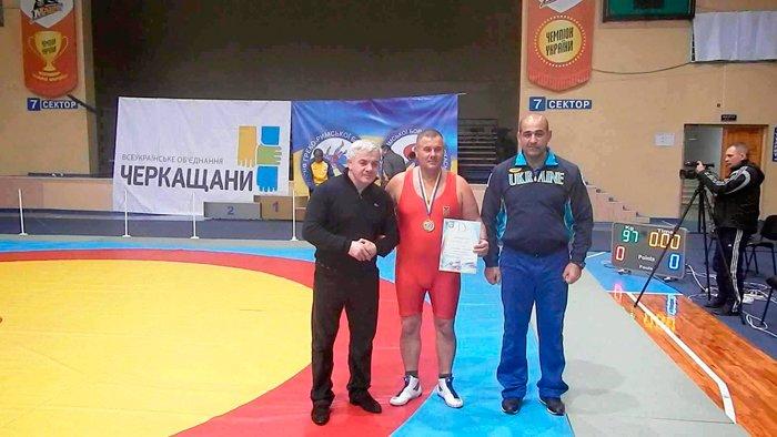 1f7af723e88e07c4129d71aaee681ef4 Измаильчанин взял титул лучшего греко-римского борца в Украине