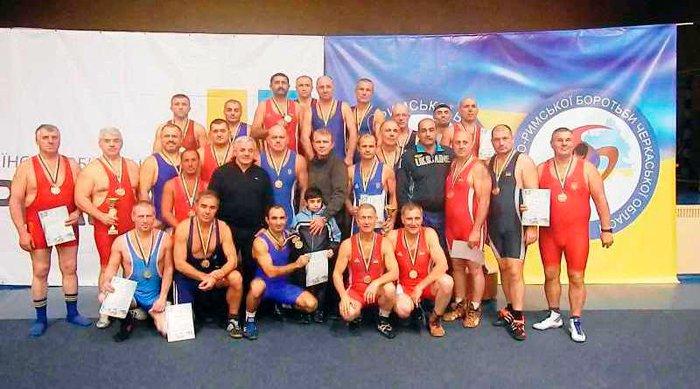 af058783cbd0c4ec1fc1b3481771c09e Измаильчанин взял титул лучшего греко-римского борца в Украине